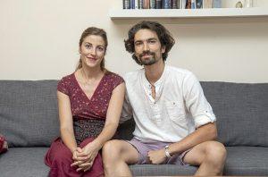 אלכסנדר וסיסיליה דיצה - מתנדבים בלחיות בכבוד
