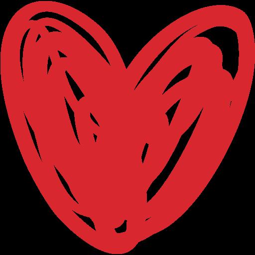 עיצוב לב - מדיה שקופה