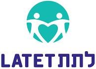"""שיתוף פעולה לחיות בכבוד - לוגו ארגון """"לתת"""""""