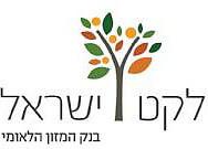 שיתוף פעולה לחיות בכבוד - לוגו לקט ישראל בנק המזון הלאומי